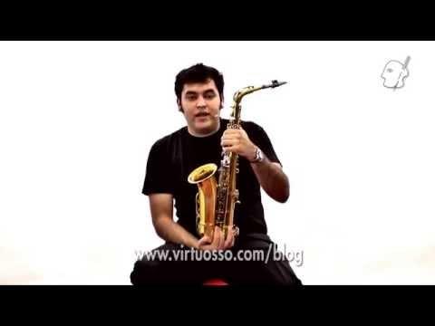 Saxofones CONN, tipos de saxofones