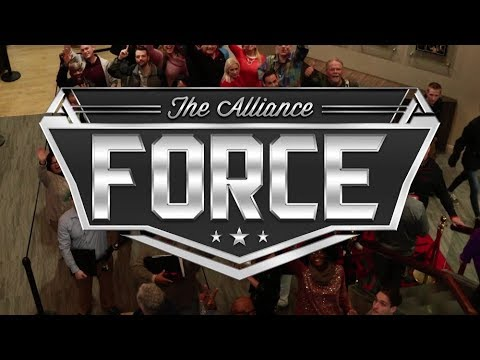 2018 National Convention Recap: The Alliance Force