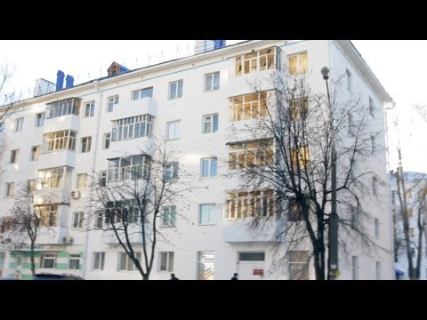 "Khrushchyovka! Typical USSR Apartment Building. ""Real Russia"" ep.17"