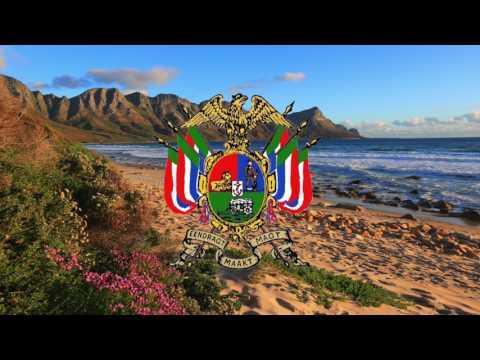 "National Anthem Of Transvaal -""Transvaalse Volkslied"""