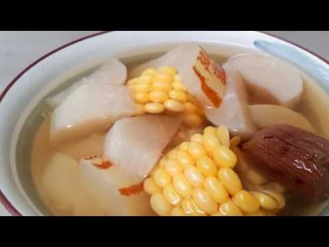 Best Vegetarian Soup Recipes   Chinese Style