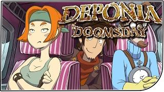 Deponia Doomsday- Conferindo o Game - Gameplay/Vamos Jogar em Portugues (PT BR)