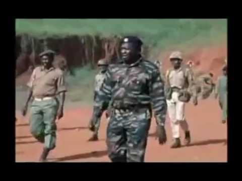Capturing Idi Amin' documentary