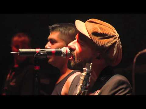 Shantel & The Bucovina Club Orkestar Live - Disko Partizani @ Sziget 2012