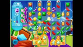 Candy Crush Soda Saga Level 555 No Boosters , spectacular