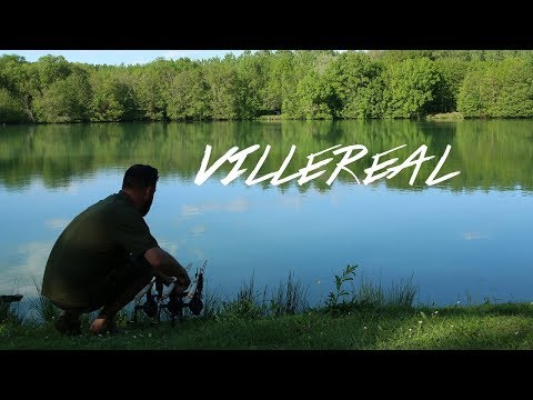 Villereal - French Carp Fishing
