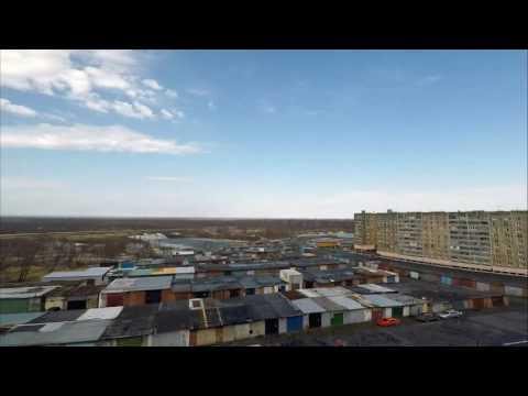 Смотреть Лето приходит в Норильск. Тайм-лапс 06.06.16 - 16.06.16 / Summer is coming 10 days time-lapse онлайн