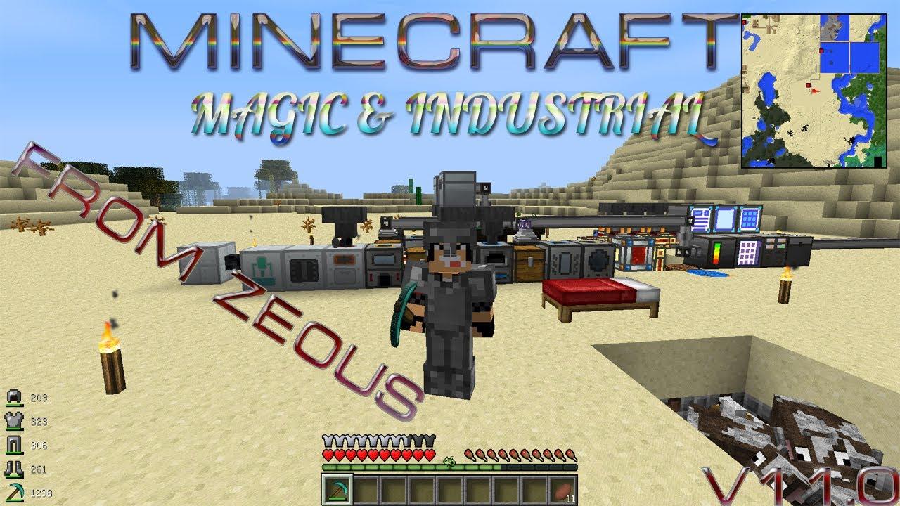 Клиенты Серверов Minecraft с Модами