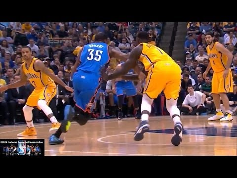 Kevin Durant Offense Highlights 2013/2014 Part 4