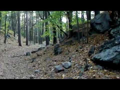 Blue Hill Trails - October 21, 2012