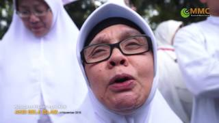 Aksi #BelaQuran | Ustdzh. H.j Irena Handono | #TangkapAhok, Penjarakan Ahok | MUSLIMAH MEDIA CENTER