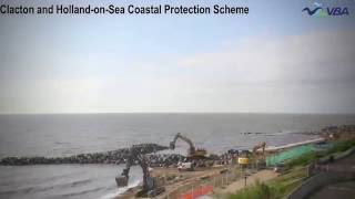 Clacton to Holland on Sea Timelapse