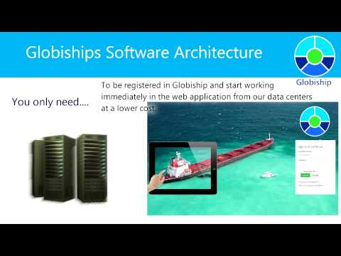 What is Globiship? - Maritime Operations Web System