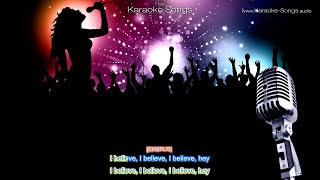 Shawn Mendes Believe from Disney Descendants Instrumental Karaoke Version with lyrics no vocals