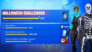 FINALLY.. New HALLOWEEN EVENT in Fortnite!