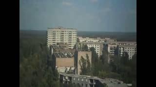 Дикие кабаны чернобыльской зоны отчуждения , ПРИПЯТЬ !(остались кадры с поход в ЧЗО , снимали с 16 этажа., 2016-09-27T08:05:36.000Z)