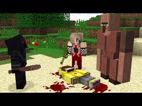 ABBAS ISMETRG'Yİ ÖLÜMDEN KURTARIYOR! 😱 - Minecraft
