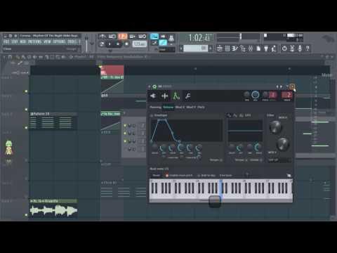 Tutorial Brazilian Bass Fl Studio 3xOsc