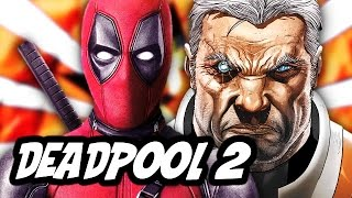 Deadpool 2 Movie Predictions and Cable Confirmation Explained