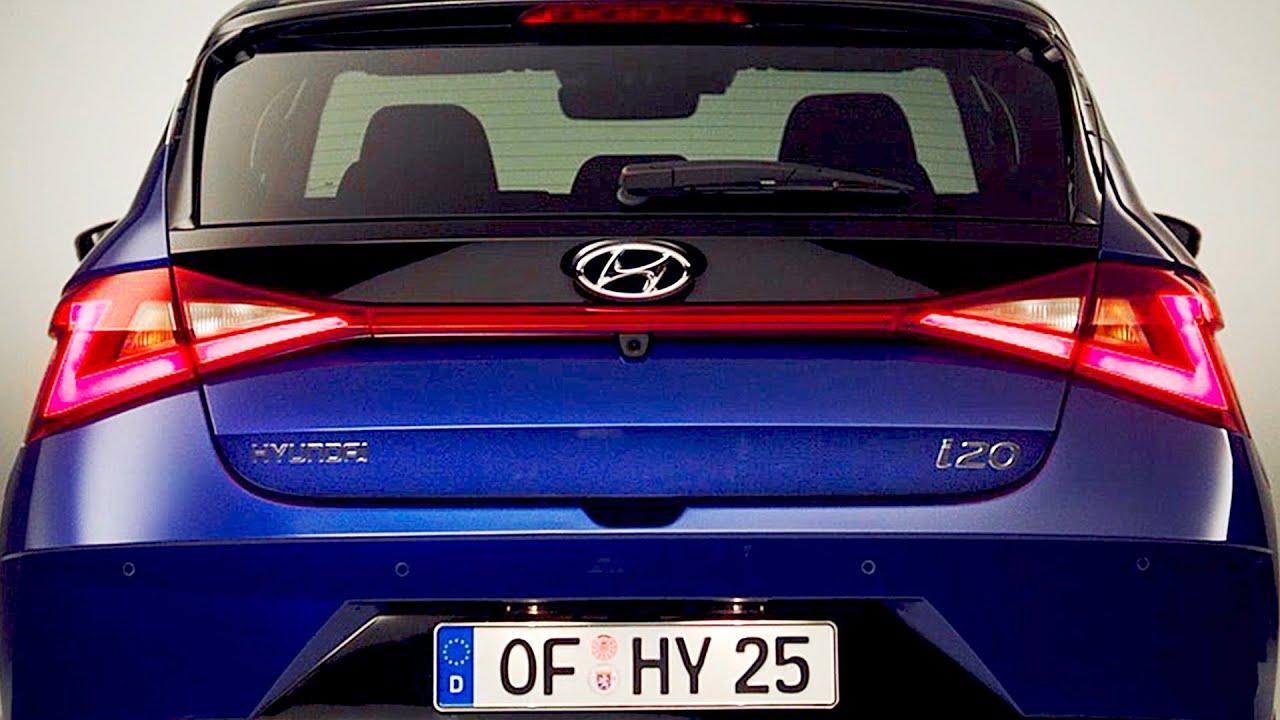 2021 Hyundai I20 Photos
