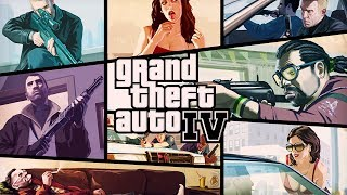 GRAND THEFT AUTO IV [GTA 4] All Cutscenes (Game Movie) 1080p HD
