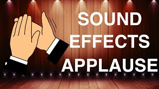 Clapping Sound Effects / Applause / Audience / Crowd Sound Effect Thumb