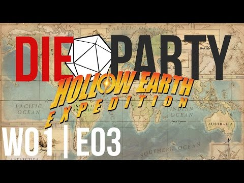 Die Party: Hollow Earth Expedition | Week 01 - Episode 03