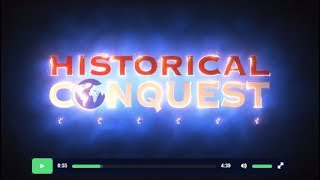 Welcome to Historical Conquest: Our Mission and Promo Video