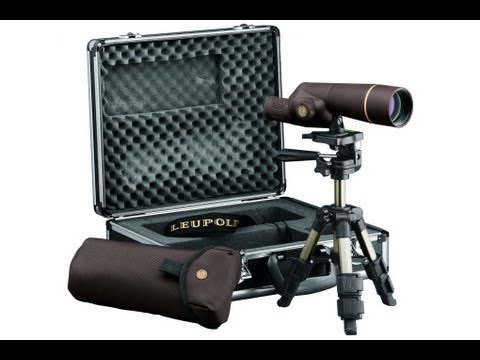 Leupold Golden Ring 15 30x50mm spotting scope kit review