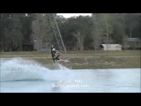 Wakeboarding Tampa Cable Park Ski McCormick Ryan Gillen