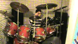 Genesis- The lady lies  (Drum Cover)