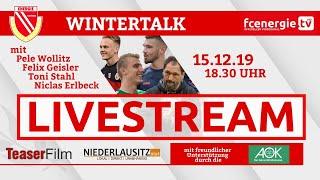 FC Energie Wintertalk 2019 live!