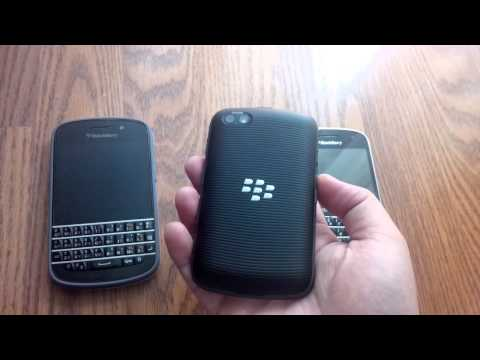 BlackBerry Bold 9720 overview / обзор
