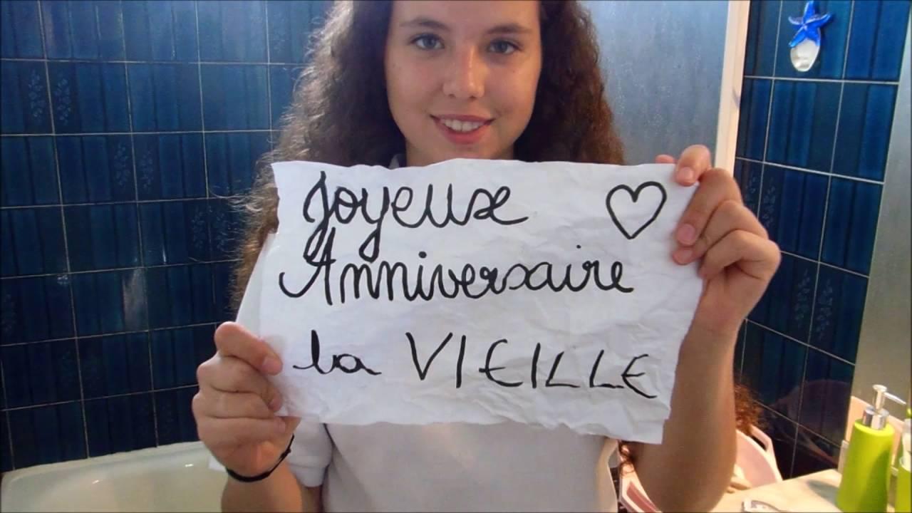 Video Montage Anniversaire La Boulette Maud Youtube
