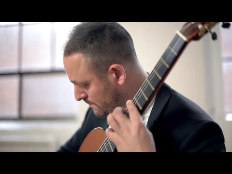 Tedesco: Capriccio Diabolico, Op.85 (Tariq Harb, guitar)
