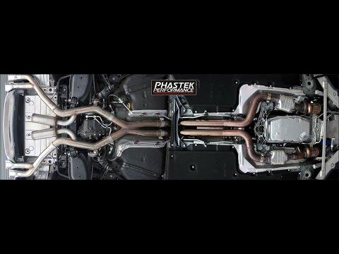 "6Th Gen Camaro >> 6th Gen Camaro Factory NPP vs MBRP 3"" Cat-back SP Series ..."
