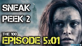 The 100 5x01 Sneak Peek 2