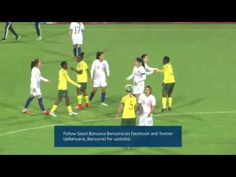Banyana Banyana vs Chile| Match 1
