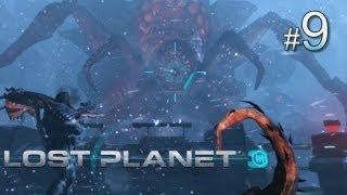 Lost Planet 3 прохождение с Карном. Часть 9