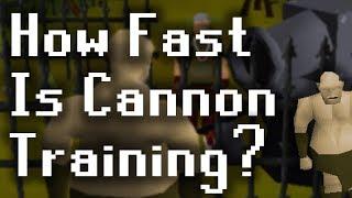 Using 20k Cannonballs Starting at 1 Range