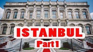 AMAZING ISTANBUL TURKEY TRAVEL GUIDE VLOG #1