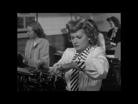 Lucy Ricardo BEFORE I Love Lucy