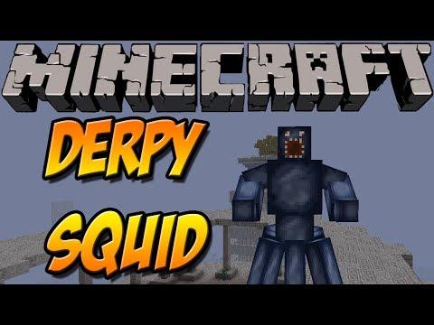 Crazy Craft   Part  Squid