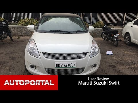 Maruti Suzuki Swift User Review - 'value for money' - Autoportal