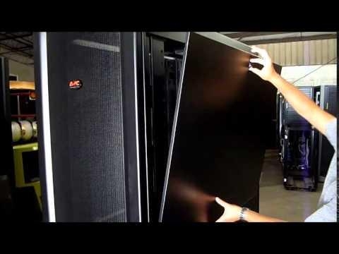 APC AR3300 SX Server Rack - 42U Data Center Enclosure