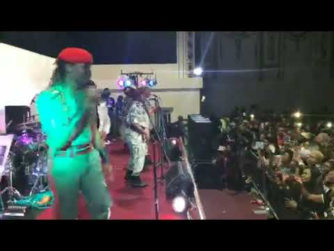 Jah Prayzah & Diamond Platnumz Live in London (4.5.2018)