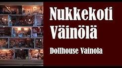 Dollhouse Vainola - Nukkekoti Väinölä