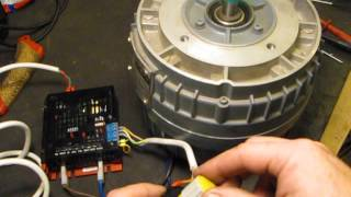 BBC MC-17 мотор привод постоянного тока на подачу фрезерного станка(, 2015-11-27T20:49:24.000Z)