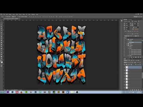 How To Use The Font You Purchased In Photoshop