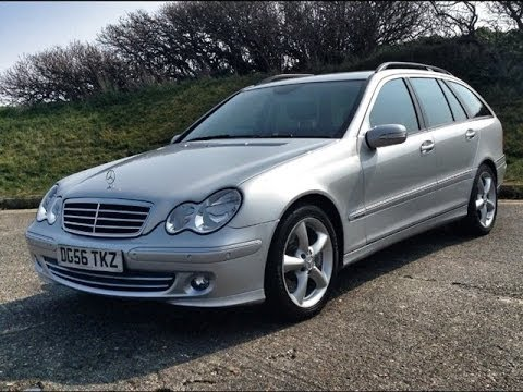Mercedes benz c class c180 kompressor estate avantgarde se for Mercedes benz c class sale